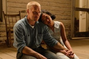 "Joel Edgerton & Ruth Negga as Richard & Mildred Loving in ""Loving"""