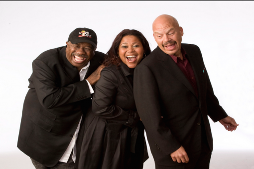 J. Anthony Brown, Sybil Wilkes Tom Joyner