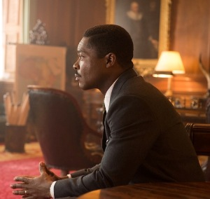 David Oyelowo as Sir Seretse Khama