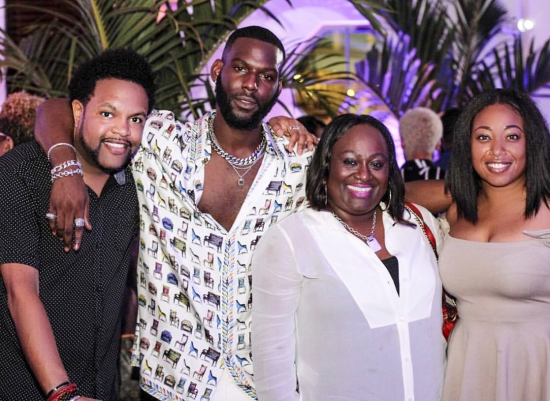 Jawn Murray, Kofi Siriboe, Koshie Mills & Demetria Lucas-D'Oyley (Photo courtesy of ABFF by Shan)