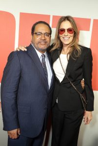 Dr. Michael Eric Dyson and Kathryn Bigelow, Director/Producer