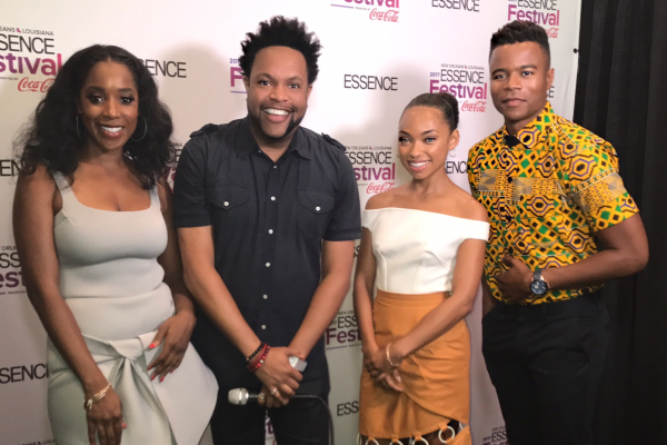All Access: Jawn Murray Talks To Cast of Netflix's