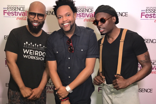 All Access: Jawn Murray Talks To Music Duo Louis York